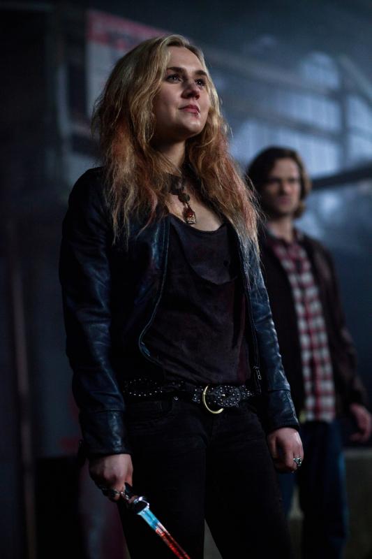 Castiel Meg And Supernatural
